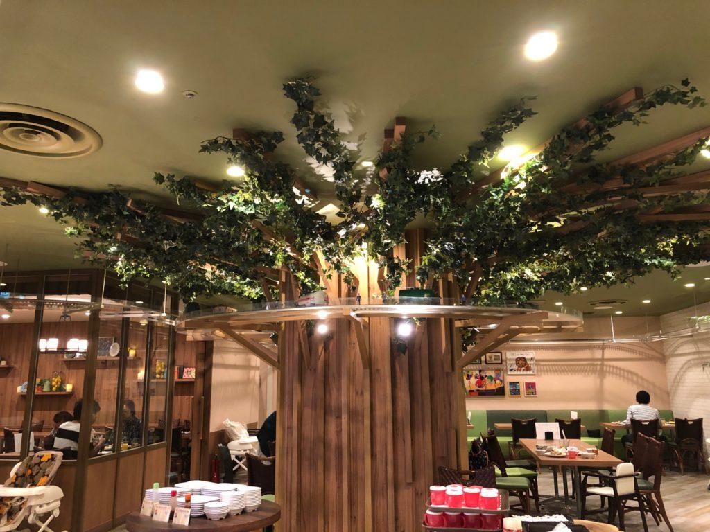 杉乃井ホテルのレストラン